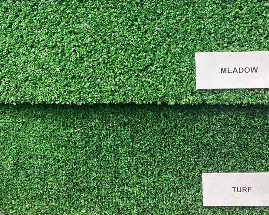 Artificial Grass Types