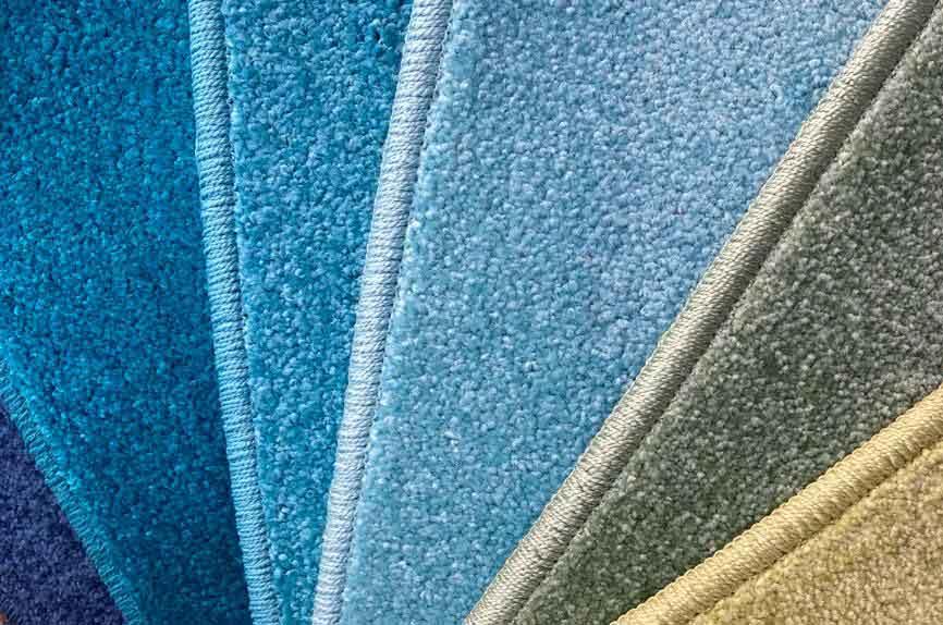 Many Carpet Colours